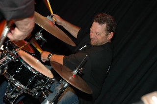 Lee Silber on Drums